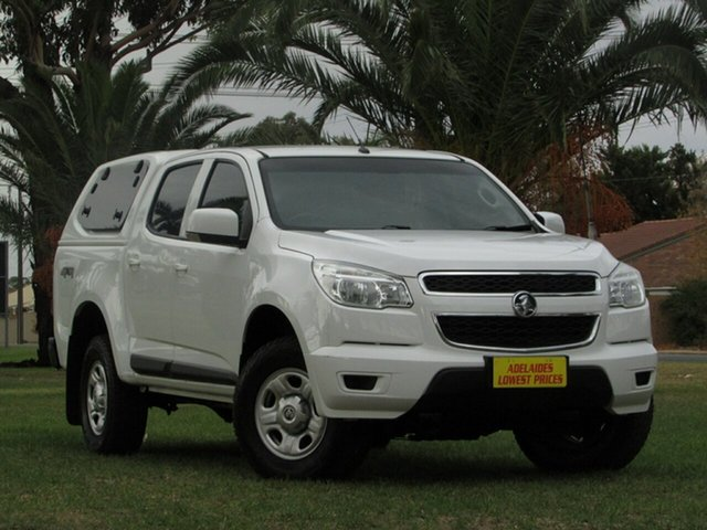 Used Holden Colorado LS Crew Cab, 2014 Holden Colorado LS Crew Cab Utility