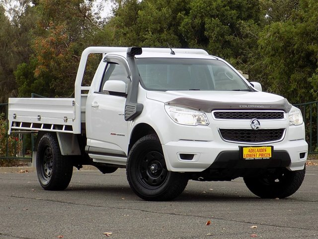 Used Holden Colorado LX, 2012 Holden Colorado LX Cab Chassis