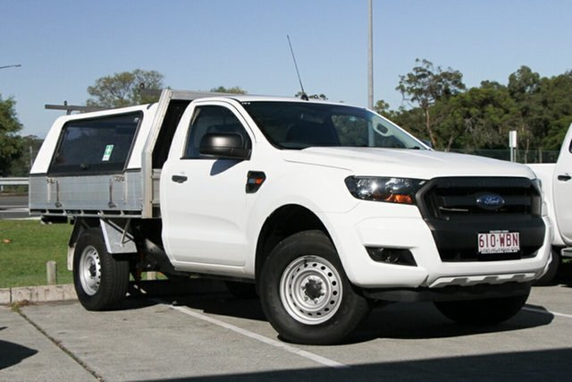 Used Ford Ranger XL 4x2 Hi-Rider, Indooroopilly, 2015 Ford Ranger XL 4x2 Hi-Rider Cab Chassis