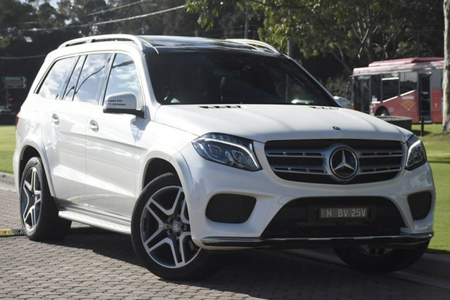 Discounted Used Mercedes-Benz GLS350 d 9G-Tronic 4MATIC, Warwick Farm, 2016 Mercedes-Benz GLS350 d 9G-Tronic 4MATIC Wagon
