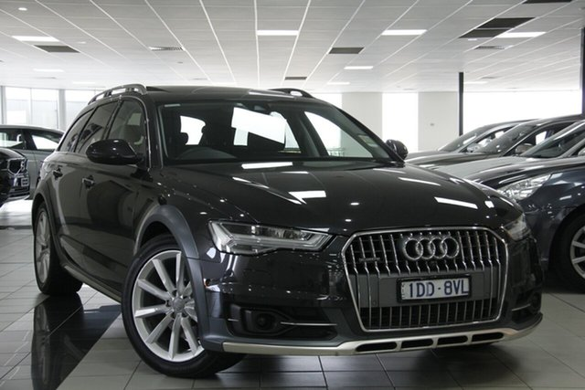 Discounted Used Audi A6 Allroad S Tronic Quattro, Clayton, 2015 Audi A6 Allroad S Tronic Quattro Wagon