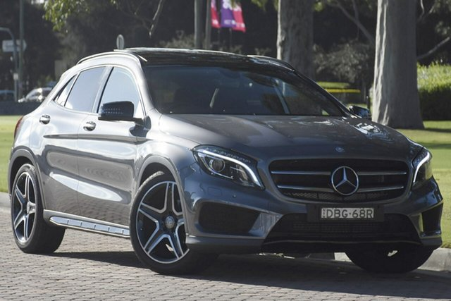 Discounted Used Mercedes-Benz GLA 200 CDI DCT, Narellan, 2015 Mercedes-Benz GLA 200 CDI DCT SUV