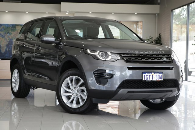 Used Land Rover Discovery Sport SD4 SE, Cannington, 2018 Land Rover Discovery Sport SD4 SE Wagon