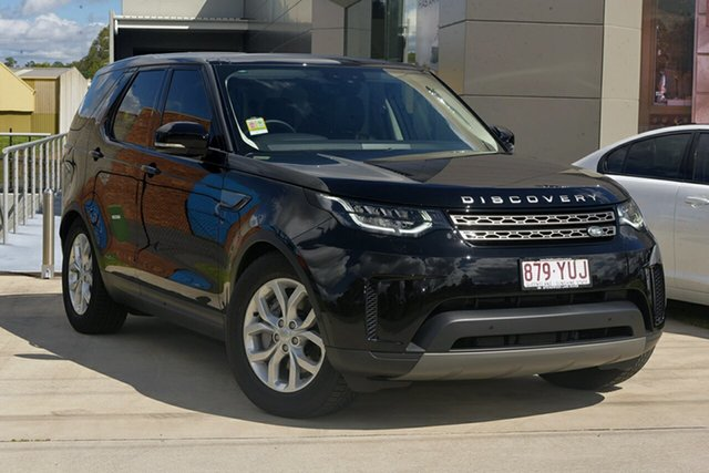 Demonstrator, Demo, Near New Land Rover Discovery, Springwood, 2019 Land Rover Discovery Wagon
