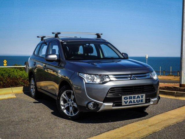 Used Mitsubishi Outlander LS, Christies Beach, 2015 Mitsubishi Outlander LS Wagon