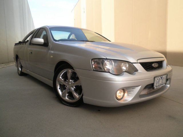 Used Ford Falcon XR8 Ute Super Cab, Cheltenham, 2006 Ford Falcon XR8 Ute Super Cab Utility
