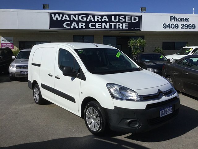 Used Citroen Berlingo 1.6 HDi Long, Wangara, 2014 Citroen Berlingo 1.6 HDi Long Van