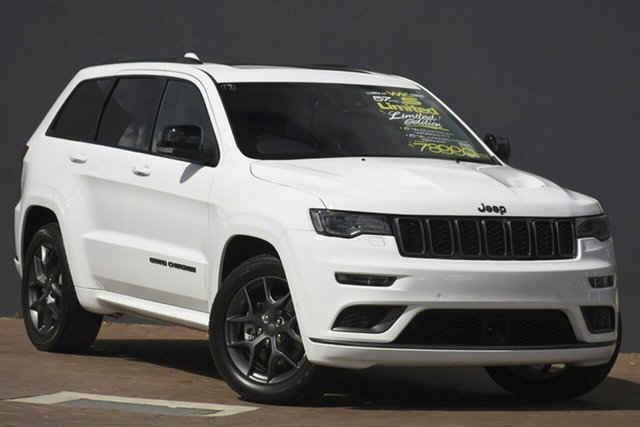 Discounted New Jeep Grand Cherokee S-Limited, Southport, 2019 Jeep Grand Cherokee S-Limited SUV