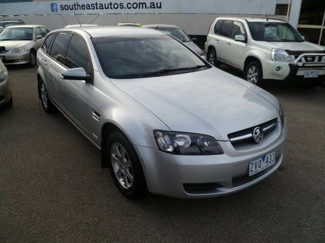 Used Holden Commodore Omega Sportwagon, Cheltenham, 2010 Holden Commodore Omega Sportwagon Wagon