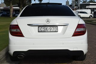 2014 Mercedes-Benz C180 7G-Tronic + Coupe.