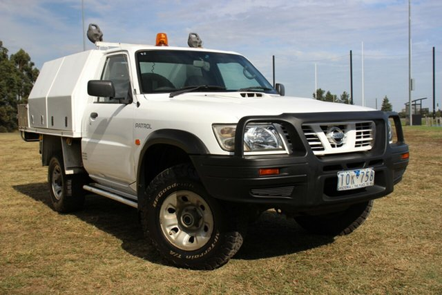 Used Nissan Patrol DX, Officer, 2005 Nissan Patrol DX Cab Chassis