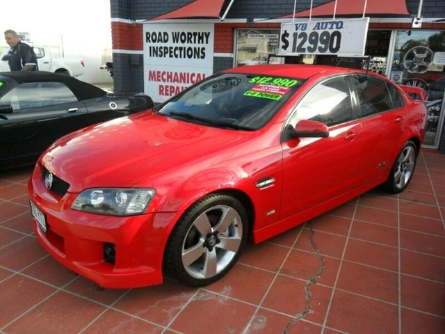 Used Holden Commodore SS V, Redcliffe, 2006 Holden Commodore SS V Sedan