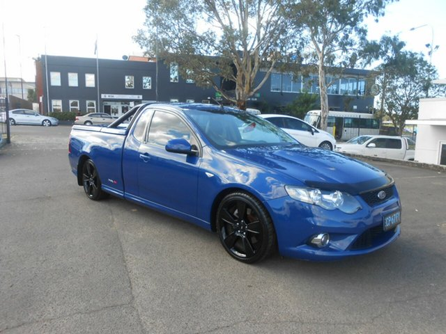 Used Ford Falcon XR8 Ute Super Cab, Nowra, 2010 Ford Falcon XR8 Ute Super Cab Utility