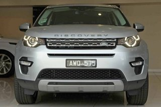2018 Land Rover Discovery Sport.