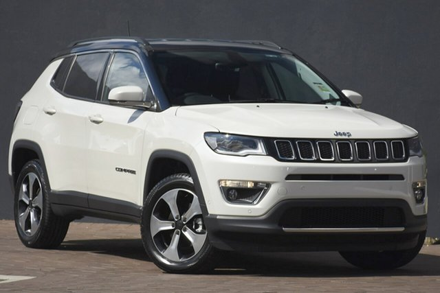 Discounted New Jeep Compass Limited, Warwick Farm, 2018 Jeep Compass Limited SUV