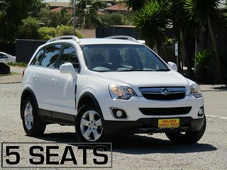 2013 Holden Captiva 5 AWD LT Wagon.