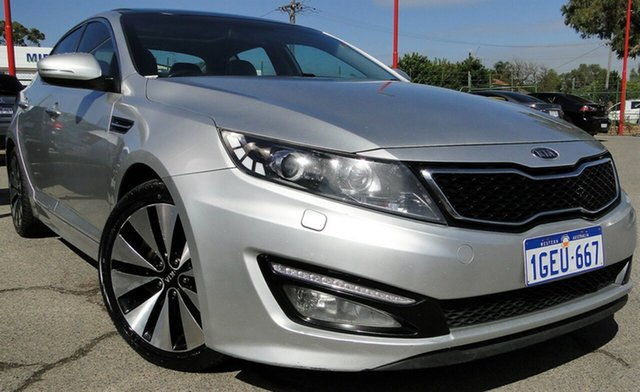 Used Kia Optima Platinum, Bellevue, 2011 Kia Optima Platinum Sedan