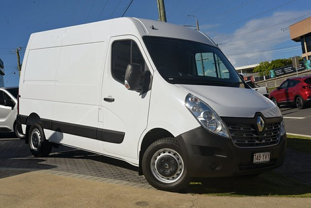 Discounted Demonstrator, Demo, Near New Renault Master Mid Roof MWB, Narellan, 2018 Renault Master Mid Roof MWB Van