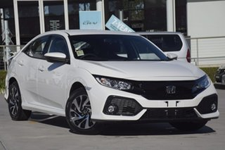 2019 Honda Civic +Luxe Hatchback.