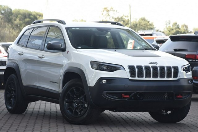 Discounted New Jeep Cherokee Trailhawk, Narellan, 2018 Jeep Cherokee Trailhawk SUV