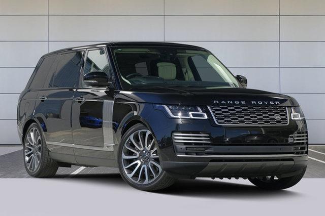 Land Rover Range Rover, Southport, 2018 Land Rover Range Rover Wagon