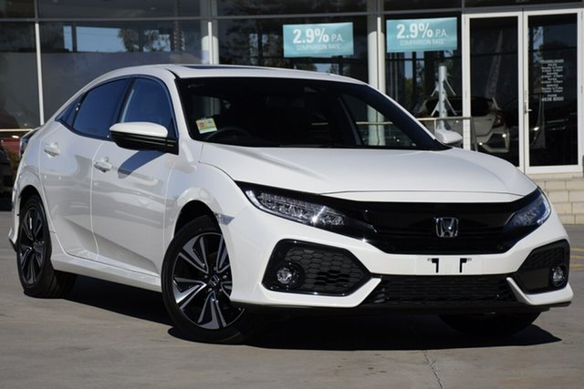 New Honda Civic VTi-LX, Southport, 2019 Honda Civic VTi-LX Hatchback