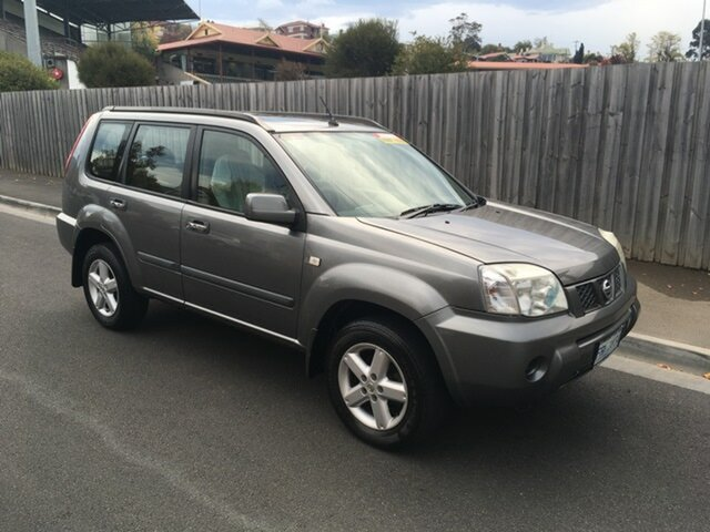 Used Nissan X-Trail ST (4x4), North Hobart, 2007 Nissan X-Trail ST (4x4) Wagon