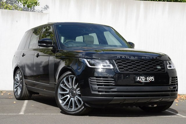 Used Land Rover Range Rover SDV8 Autobiography, Malvern, 2018 Land Rover Range Rover SDV8 Autobiography Wagon