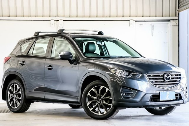Used Mazda CX-5 Grand Touring SKYACTIV-Drive AWD, Laverton North, 2015 Mazda CX-5 Grand Touring SKYACTIV-Drive AWD Wagon