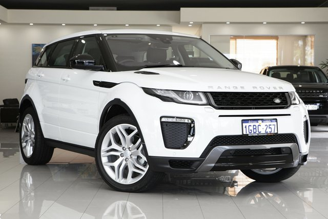 Used Land Rover Range Rover Evoque TD4 180 HSE Dynamic, Cannington, 2016 Land Rover Range Rover Evoque TD4 180 HSE Dynamic Wagon