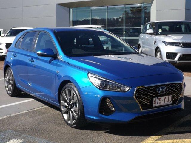 Used Hyundai i30 SR Premium, Toowoomba, 2017 Hyundai i30 SR Premium Hatchback