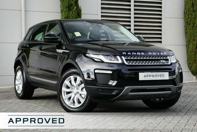 Demonstrator, Demo, Near New Land Rover Range Rover Evoque TD4 150 SE, Cannington, 2018 Land Rover Range Rover Evoque TD4 150 SE Wagon