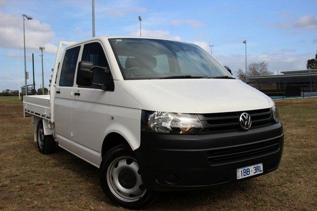 Used Volkswagen Transporter TDI400 LWB, Officer, 2014 Volkswagen Transporter TDI400 LWB Cab Chassis