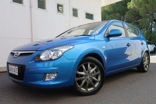 2010 Hyundai i30 SX Hatchback.