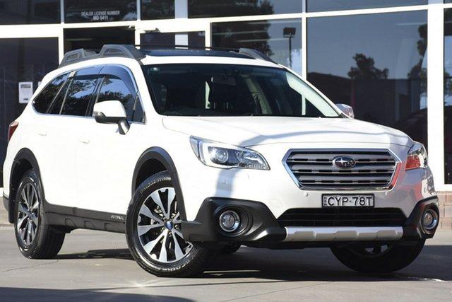 Used Subaru Outback 2.0D AWD Premium, Narellan, 2015 Subaru Outback 2.0D AWD Premium SUV
