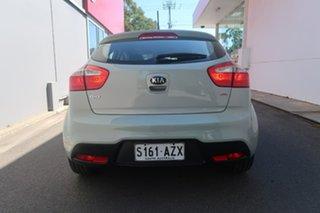 2013 Kia Rio SI Hatchback.