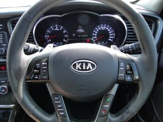 2011 Kia Optima Platinum Sedan.