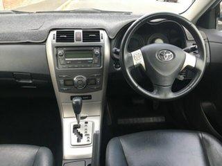 2007 Toyota Corolla Ultima Sedan.