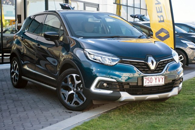 Discounted Demonstrator, Demo, Near New Renault Captur Intens EDC, Southport, 2018 Renault Captur Intens EDC Hatchback
