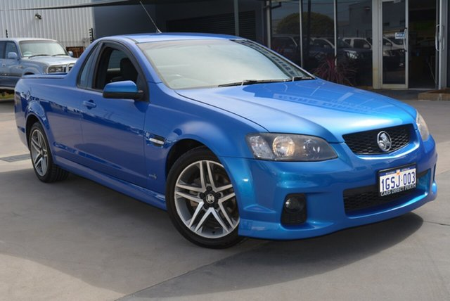 Used Holden Commodore SV6, Kewdale, 2011 Holden Commodore SV6 Utility