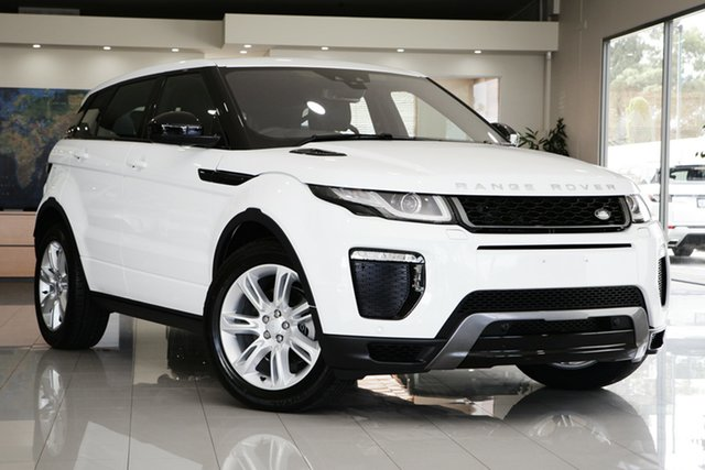Used Land Rover Range Rover Evoque TD4 180 HSE Dynamic, Cannington, 2018 Land Rover Range Rover Evoque TD4 180 HSE Dynamic Wagon