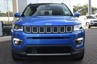 2018 Jeep Compass Limited SUV.
