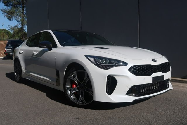 Used Kia Stinger GT Fastback, Christies Beach, 2018 Kia Stinger GT Fastback Sedan