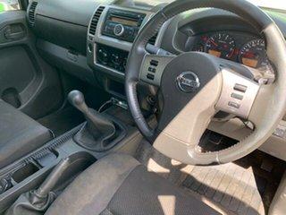 2011 Nissan Navara 4x4 DUAL CAB TURBO DIESEL Dual Cab.