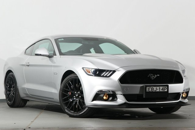 Discounted Used Ford Mustang GT Fastback SelectShift, Narellan, 2017 Ford Mustang GT Fastback SelectShift Fastback