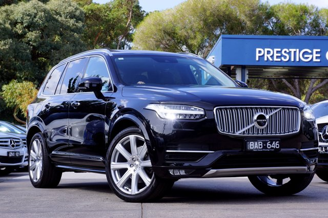 Used Volvo XC90 D5 Geartronic AWD Inscription, Balwyn, 2015 Volvo XC90 D5 Geartronic AWD Inscription Wagon