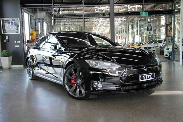Used Tesla Model S P85D Sportback AWD, North Melbourne, 2015 Tesla Model S P85D Sportback AWD Hatchback