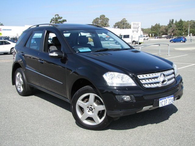 Used Mercedes-Benz ML320 CDI, Maddington, 2006 Mercedes-Benz ML320 CDI Wagon