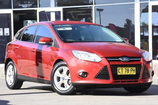 Used Ford Focus Trend PwrShift, Narellan, 2014 Ford Focus Trend PwrShift Hatchback
