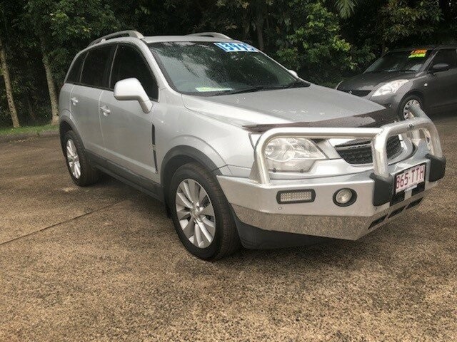 Discounted Used Holden Captiva 5 AWD LT, Atherton, 2013 Holden Captiva 5 AWD LT Wagon